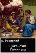 """Обложка книги """"Цыганочка Гожинька"""""""