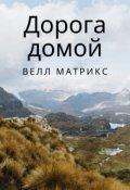 """Обложка книги """"Дорога домой"""""""