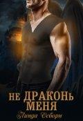 """Обложка книги """"Не драконь меня """""""