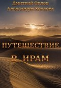 """Обложка книги """"Путешествие в Ирам"""""""