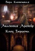 """Обложка книги """"Академия Арсдейр. Ключ Берсена"""""""