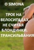 """Обложка книги """"Трое на велосипедах, не считая блондинки. Трансильвания"""""""