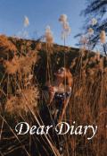 """Обложка книги """"Дорогой дневник"""""""