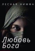 """Обложка книги """"Любовь бога"""""""