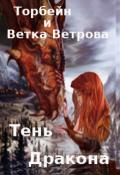 "Обложка книги ""Тень дракона"""