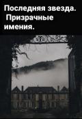"""Обложка книги """"Последняя звезда. Призрачные имения."""""""