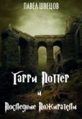 "Обложка книги ""Гарри Поттер и Последние Пожиратели"""