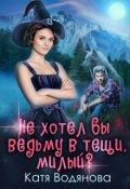 """Обложка книги """"Не хотел бы ведьму в тещи, милый?"""""""