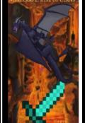 "Обложка книги ""Minecraft: Rise of clans"""