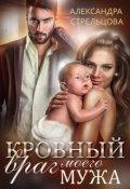 """Обложка книги """"Кровный враг моего мужа"""""""