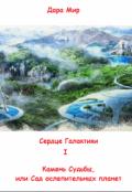 """Обложка книги """"Камень Судьбы, или Сад ослепительных планет"""""""