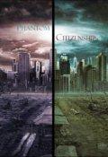 "Обложка книги ""Фантомное гражданство: Найтфоллен-Сити (version 3.0)"""