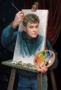 """Обложка книги """"Новый мир художника"""""""