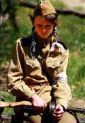 """Обложка книги """"Мириэль или медсестра для солдата."""""""