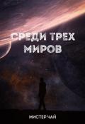 """Обложка книги """"Среди трех миров"""""""