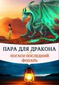 """Обложка книги """"Пара для дракона, или погаси последний фонарь"""""""