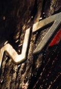 """Обложка книги """"Mass Effect: Последняя битва Шепарда"""""""