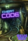 "Обложка книги ""Cheat code"""