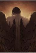"""Обложка книги """"Надежда для ангела"""""""