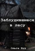 """Обложка книги """"Заблудившиеся в лесу"""""""
