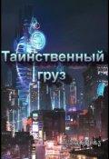 """Обложка книги """"Таинственный груз"""""""