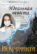 """Обложка книги """"Идеальная невеста некроманта"""""""