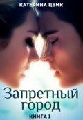 """Обложка книги """"Запретный город 1"""""""