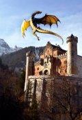 """Обложка книги """"Идеальная для дракона"""""""