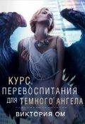 """Обложка книги """"Курс перевоспитания для тёмного ангела"""""""