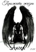 """Обложка книги """"Прожить жизнь. Ангел"""""""