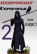 """Обложка книги """"Некромант Серогорья 2"""""""