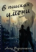 "Обложка книги ""В поисках имени"""