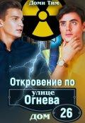 """Обложка книги """"Откровение по улице Огнева, дом 26"""""""