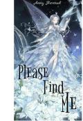"""Обложка книги """"Прошу найди меня"""""""