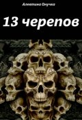 "Обложка книги ""13 черепов"""