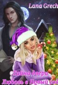 """Обложка книги """"Тайна двери. Любовь в Новый год."""""""