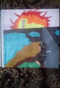 """Обложка книги """"Апокалипсис"""""""