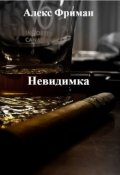 "Обложка книги ""Невидимка"""