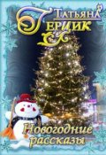 """Обложка книги """"Встреча в новогоднюю ночь"""""""