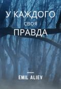 """Обложка книги """"У каждого своя правда"""""""