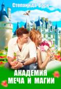 "Обложка книги ""Академия Меча и Магии"""