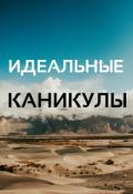 """Обложка книги """"Идеальные каникулы"""""""