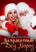 """Обложка книги """"Безработный Дед Мороз"""""""