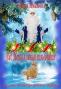 """Обложка книги """"Дед Мороз в личное пользование"""""""