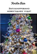 """Обложка книги """"Запланировано новогоднее чудо!"""""""