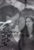 """Обложка книги """"Only in my memories..."""""""
