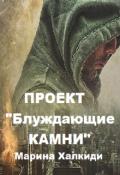 "Обложка книги ""Проект ""Блуждающие камни"""""
