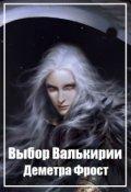 """Обложка книги """"Выбор валькирии"""""""