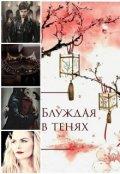 """Обложка книги """"Блуждая в тенях"""""""