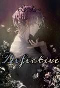"Обложка книги ""Defective"""